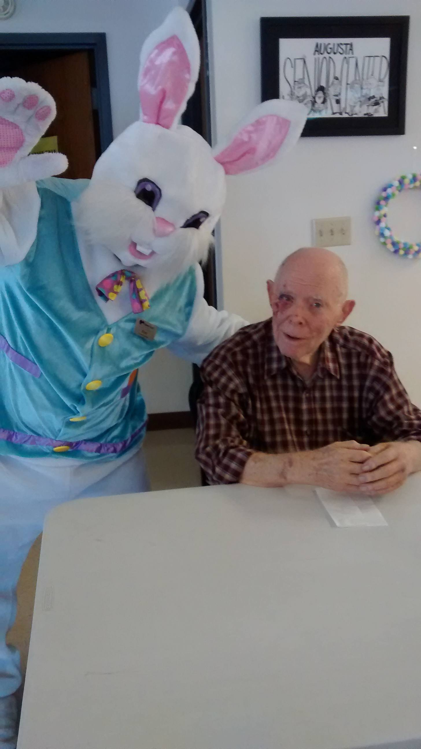 Haskell & Easter bunny